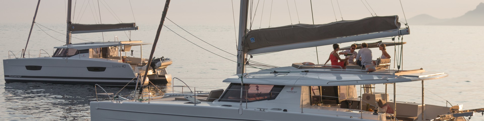 Fountaine-Pajot Boatshows