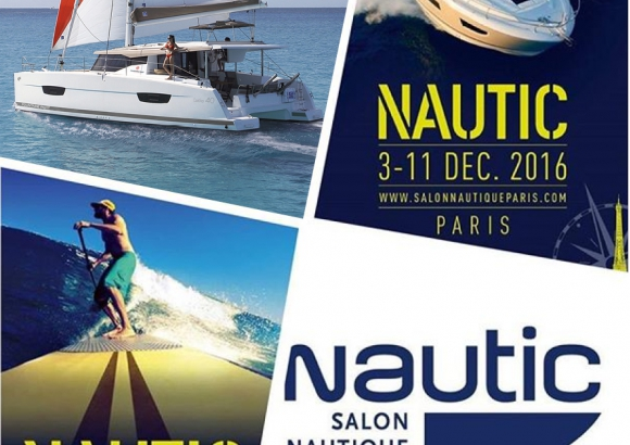 nautic paris 2016