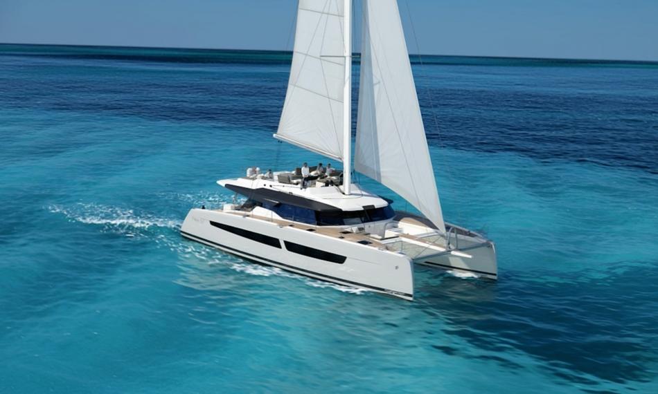 Thuyền buồm 2 thân - Sự lựa chọn sang chảnh và quý phái cho tuần trăng mật ở Queensland