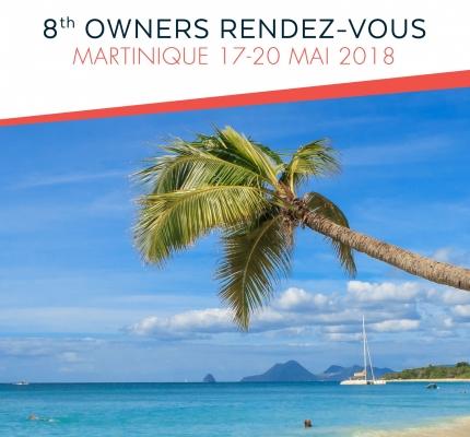 Rendez-Vous Propriétaires Fountaine Pajot 2018…en Martinique