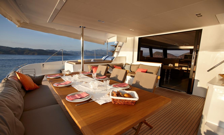 Luxury Catamarans Ipanema 58 Fountaine Pajot