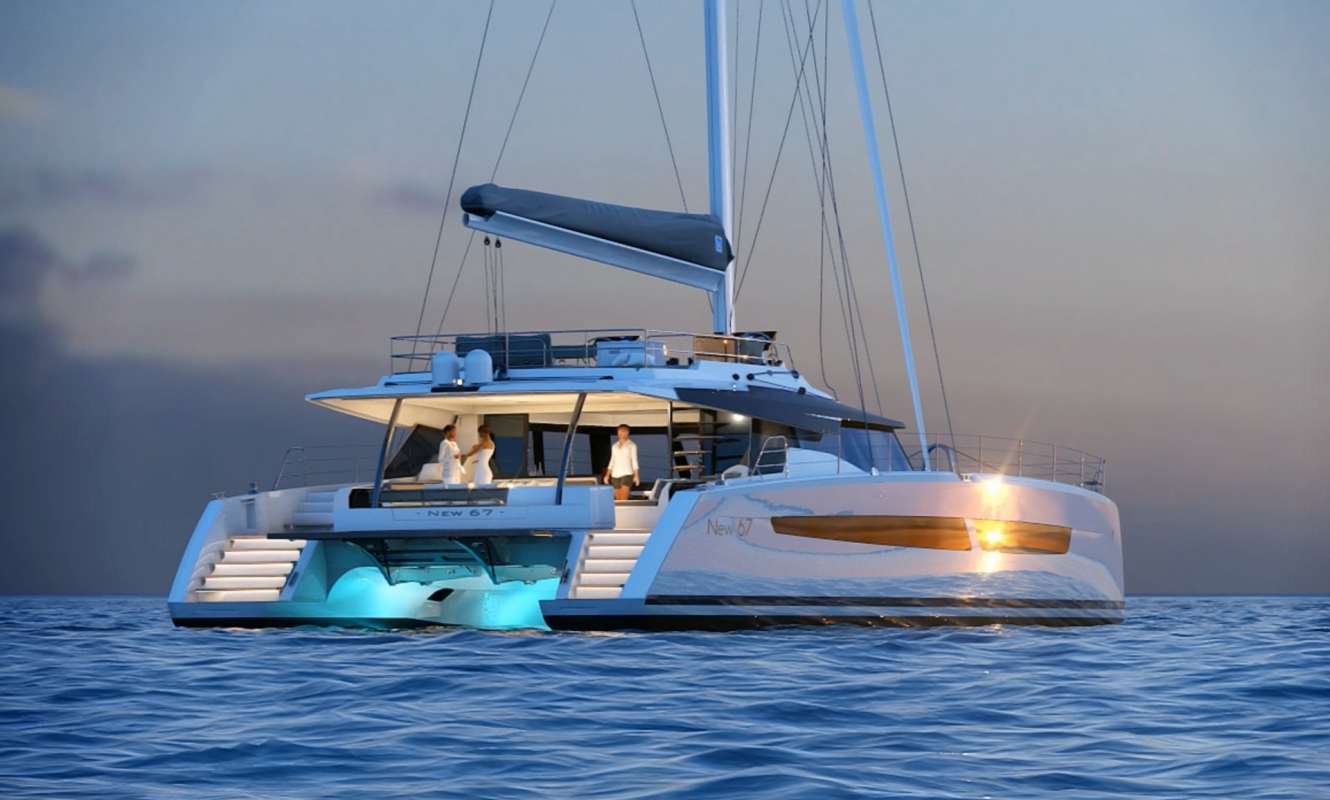 catamarans yachts new 67