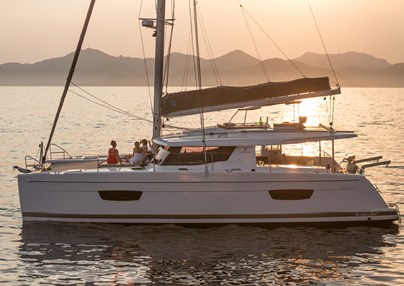 Fountaine Pajot - Catamaran Helia 44 Evolution
