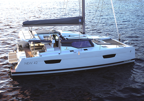 Fountaine Pajot - Catamaran New 42