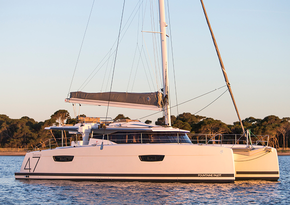 Fountaine Pajot - Catamaran Saona 47
