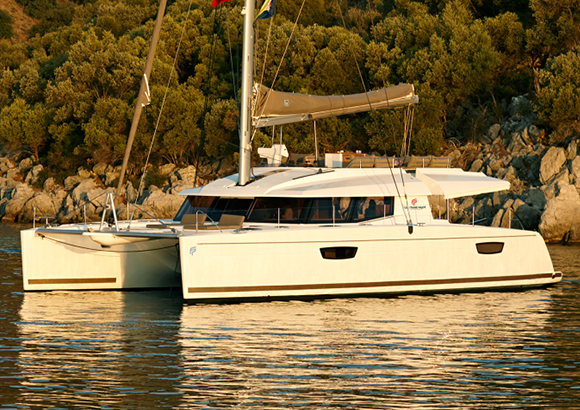 Fountaine Pajot - Catamaran Ipanema 58