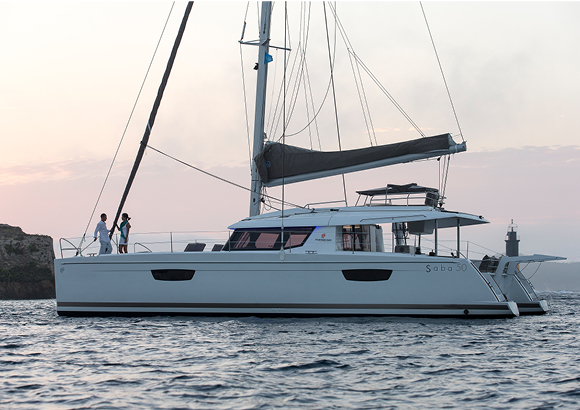 Fountaine Pajot - Catamaran Saba 50