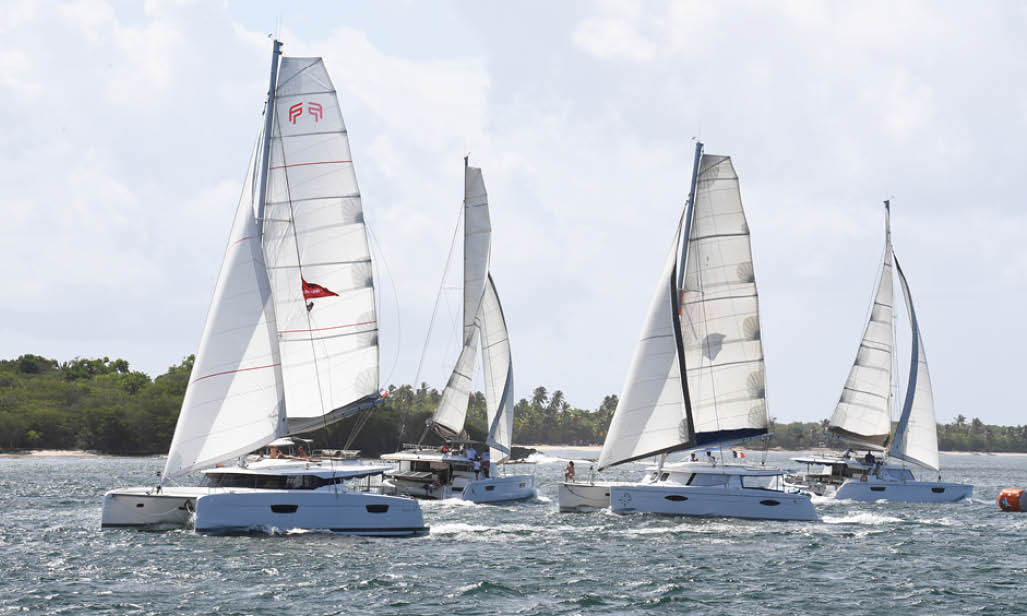 Fountaine Pajot Owners Rendez Vous_Martinique 2019_IMG52