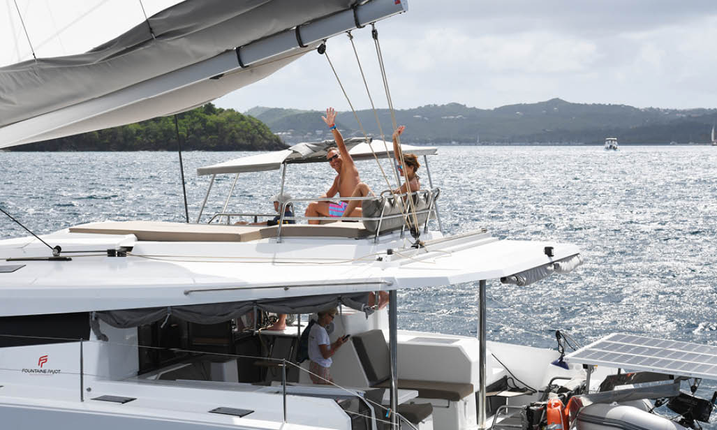 Fountaine Pajot Owners Rendez Vous_Martinique 2019_IMG54