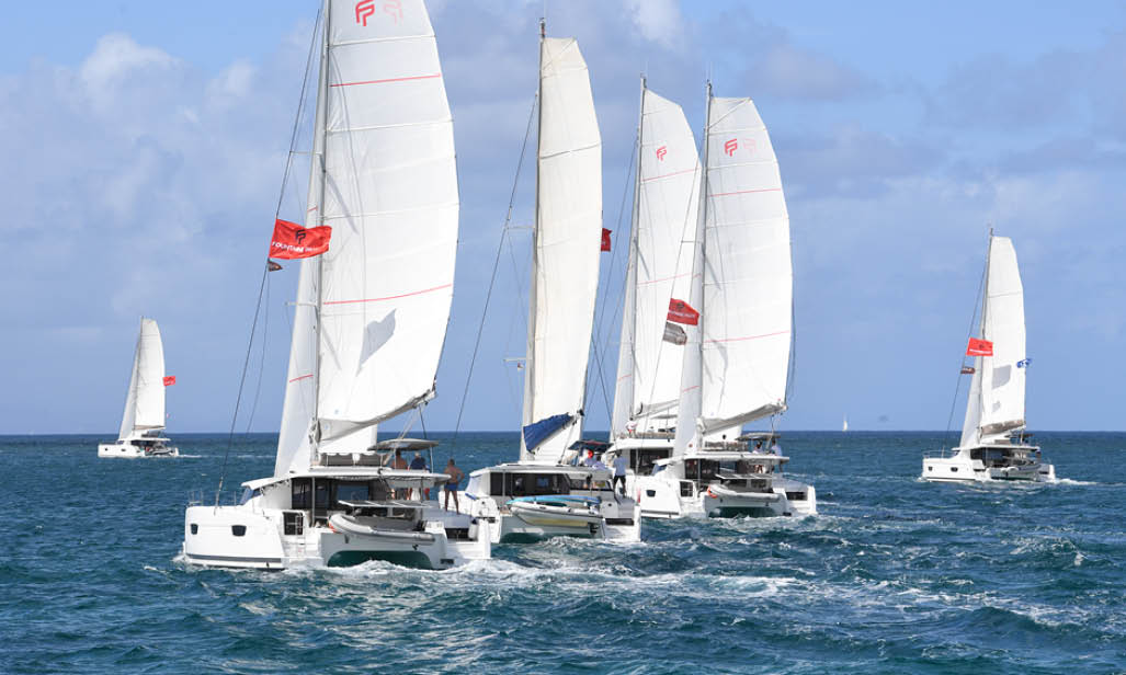 Fountaine Pajot Owners Rendez Vous_Martinique 2019_IMG97