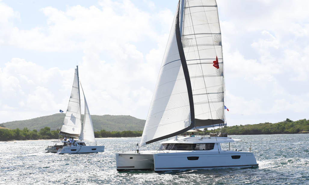 Fountaine Pajot Owners Rendez Vous_Martinique 2019_IMG98