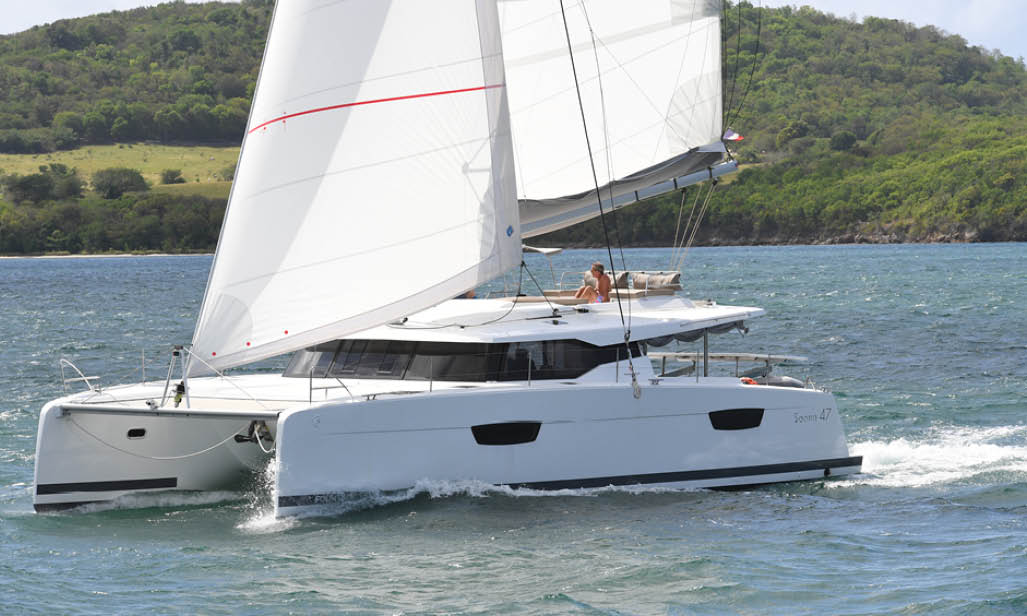 Fountaine Pajot Owners Rendez Vous_Martinique 2019_IMG99