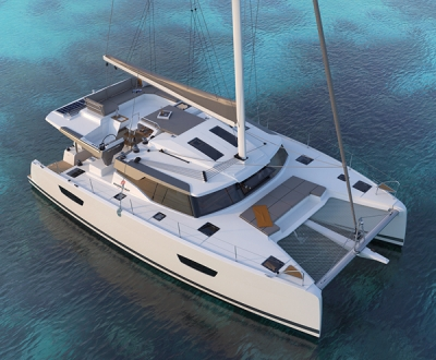 Fountaine et Pajot Catamarans de luxe et Fountaine Motor Yachts 35c192