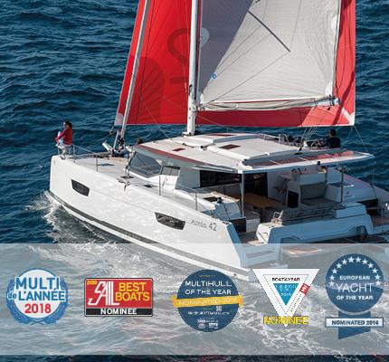 Fountaine Pajot | Luxury catamarans