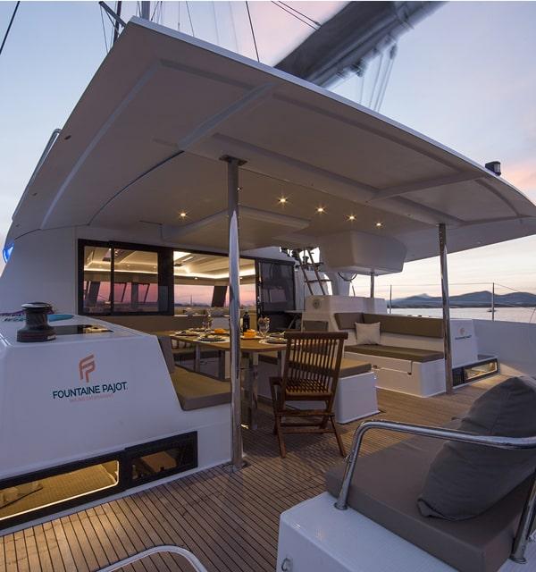 Catamarans Sailboat Saba 50 - Fountaine Pajot