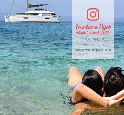 Challenge Photo 2019 Fountaine Pajot Sailing Catamarans